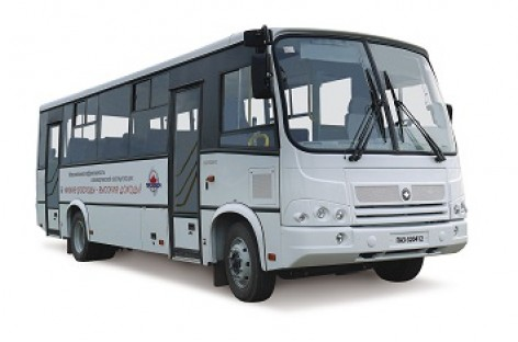 """""""GAZ grupė"""" sertifikuos dujinį autobusą"""