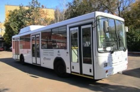NeFAZ sertifikavo pirmąjį elektrinį autobusą