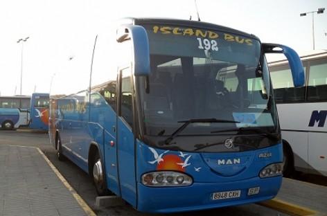 Po Ibisą – viešuoju transportu