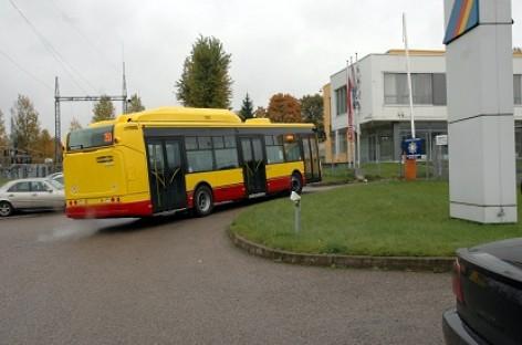 Lietuvoje daugėja ekologiškų autobusų