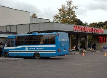 Autobusų stoties atidarymo proga – sveikinimai ir linkėjimai jonaviškiams