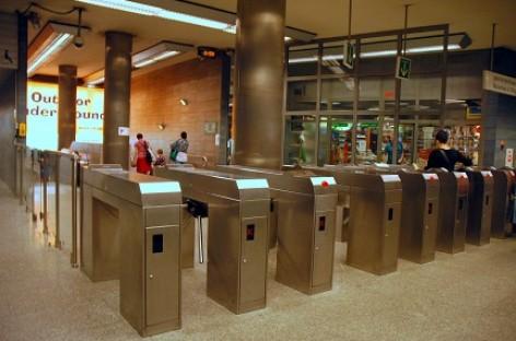 Los Andžele metro traukiniai naudos nuosavą kinetinę energiją