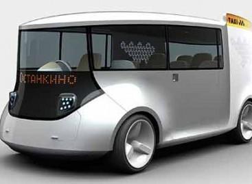 Ateičiai – ekologiški mikroautobusai