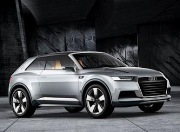 Audi – litras degalų šimtui kilometrų