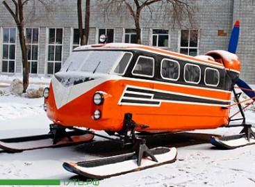 Autobusas – ant slidžių