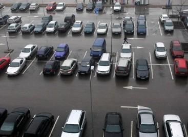 Kaune – oranžinė automobilių stovėjimo zona