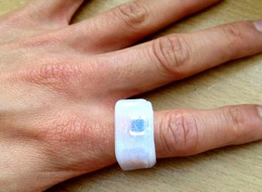 Vietoj elektroninio bilieto – žiedas