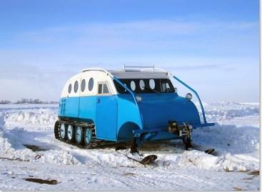 """Bombardier"" sniegobusai"