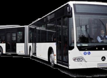 "Uzbekistano sostinei – šimtas ""Mercedes-Benz"" autobusų"