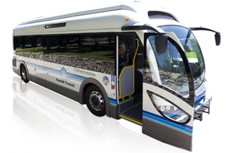 """General Motors"" investuoja į elektrinius autobusus"