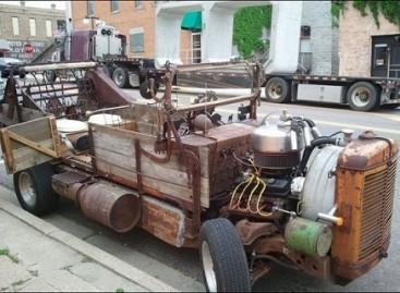 Kaip pasigaminti automobilį iš atliekų?