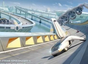 Ateities transportas – be degalų