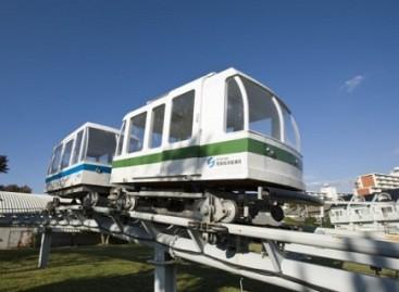 Amerikietiški kalneliai – viešasis transportas Japonijoje?