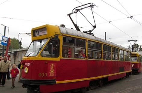 Atsisveikina senieji Varšuvos tramvajai