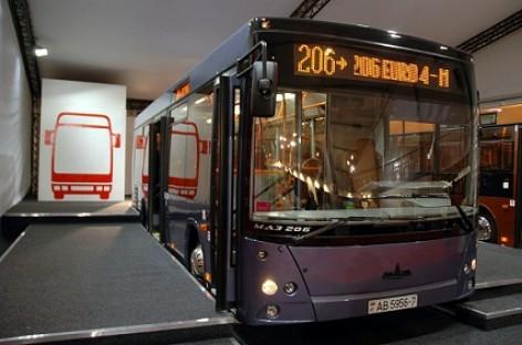 Baltarusiai gamins išmaniuosius autobusus