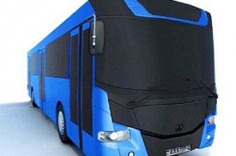 Lydoje pristatytas naujo autobuso modelis