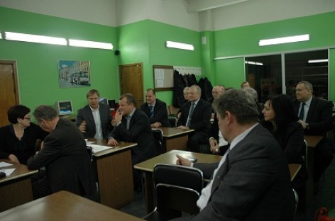 Keleivinio transporto tarybos nariai aptarė aktualiausius klausimus