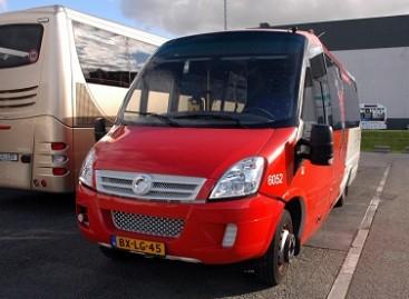 Maršrutiniai mikroautobusai traukiasi iš miestų gatvių