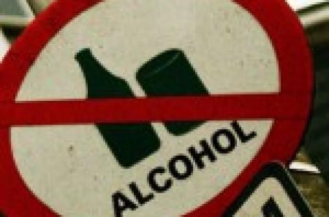 Sankt Peterburgo autobusuose – alkoholį draudžiantys vartoti ženklai