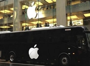 """""""Apple"""" ir """"Google"""" mokės už autobusų sustojimą San Francisko mieste"""
