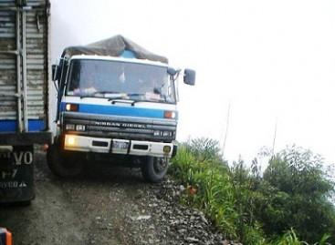 Mirties kelias Bolivijoje vėl pareikalavo aukų