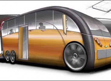 """""""Kitsap Tranzito"""" –  hibridinis autobusas ateities miestams"""