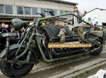 Stambiausias pasaulyje motociklas