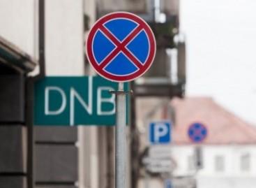 Sostinėje – trečdaliu mažesni nei įprasta kelio ženklai