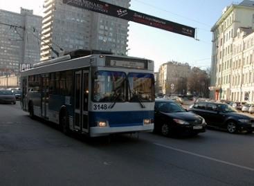 Maskvą nuo spūsčių išgelbės tik viešasis transportas