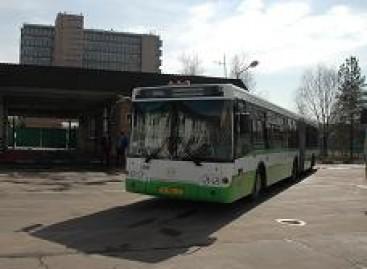 Autobusai fiksuoja pažeidimus