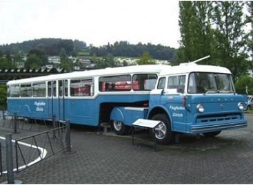 """Ford Truck"" –  autobusas iš praeities"