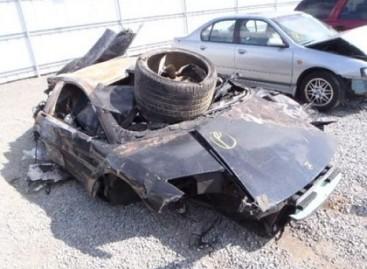 """Pigiai parduodamas """"Lamborghini"""". Gal susigundysite?"""