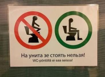 Suomijos degalinėse – specialūs ženklai rusams