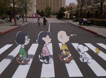 Kaip gimsta 3D atvaizdai ant asfalto?
