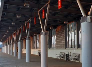 Kretingoje – bendra autobusų ir traukinių stotis