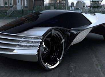 """""""Cadillac WTF"""" – branduolinį kurą naudojantis automobilis"""