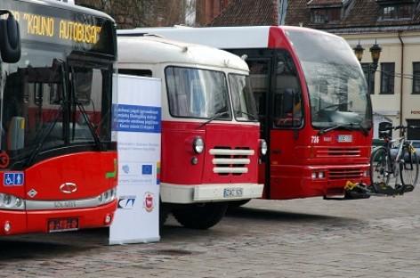 """Kauno autobusams"" – 79-eri"
