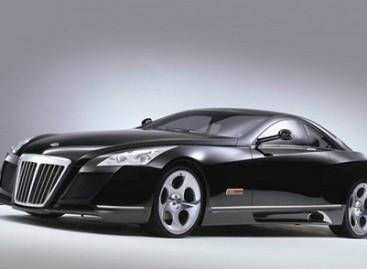 """""""Maybach Exelero"""" – automobilis už aštuonis milijonus"""