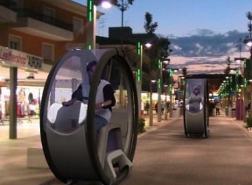 """""""Tube"""":  ateities viešojo transporto sistema (video)"""