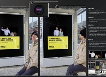 Autobusų stotelės – prieš smurtą šeimoje