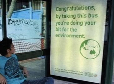 Dėkingos autobusų stotelės
