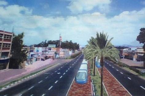 Haifoje išbandomi naujos kartos autobusai