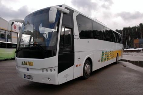 Nauji autobusai – Alytui, Vilniui ir Kaunui