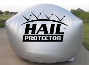 Patikima automobilio apsauga nuo oro permainų (video)
