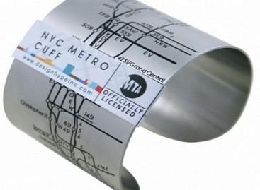 Apyrankės padės nepasiklysti metro