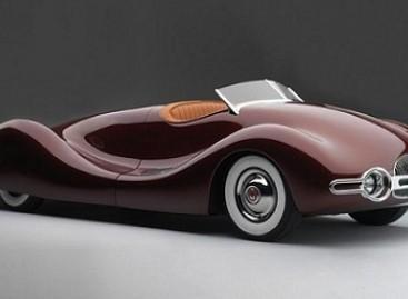 """""""Buick Streamliner"""" – svajonių automobilis iš 1948-ųjų"""
