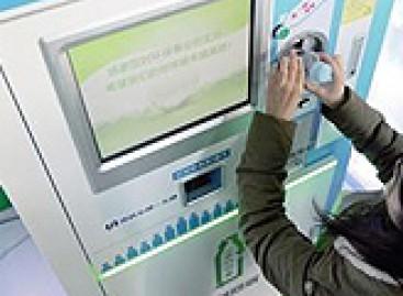 Už važiavimą Pekino metro galima susimokėti tuščiais buteliais
