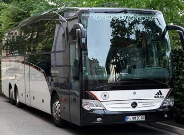 Stilingiausi futbolo komandų autobusai