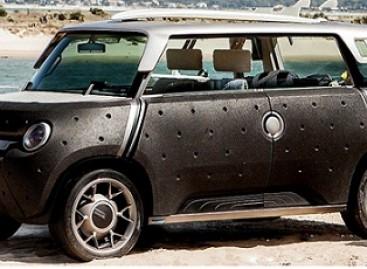 """""""Toyota"""" pristatė futuristinį konceptą"""