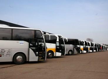 Autobusų keleiviai džiaugiasi mažesnėmis kainomis
